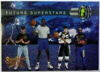 1992 Classic Four Sport Draft Pick Super Bowl Card Show Shaquille O'Neal RC