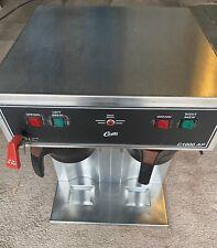 Wilbur Curtis Twin Airport Brewers C1000ap 10 Coffee Maker