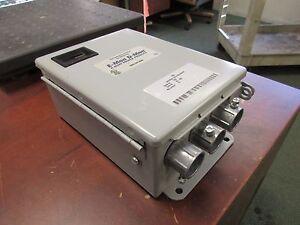 E-Mon D-Mon Internal Data Recorder IDR8 Used