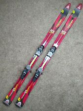Fischer Revolution Ice Breaker DRS Skis with Marker M27 Bindings 150cm Excellent