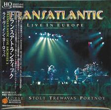 TRANSATLANTIC-LIVE IN EUROPE-JAPAN 2 MINI LP HQCD I19