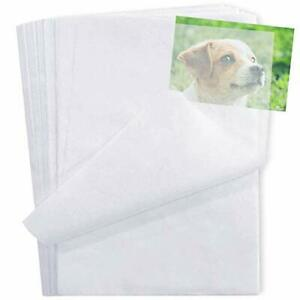 300Pcs Tracing Paper,A4 Size Artist's Translucent Sketching Paper,White Tissue