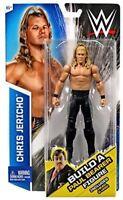 WWE - Chris Jericho Wrestling Action Figure - Exclusive Build A Paul Bearer Pack