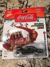 Johnny Lightning COCA-COLA Holiday '67 Plymouth GTX Hardtop Ornament #7 2005 New