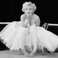 "30x20/"" Marilyn Monroe-Ballerina Icon Canvas Wall Art Picture Print 76cmx50cm"