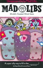Sleepover Party Mad Libs by Roger Price, Leonard Stern