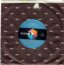 """MURRAY HEAD WITH THE TRINIDAD SINGERS - SUPERSTAR - 7"""" 45 VINYL RECORD - 1969"""