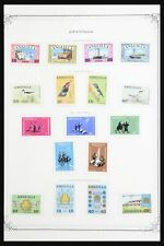 Lot 32653 Stamp collection Anguilla 1968-1983.