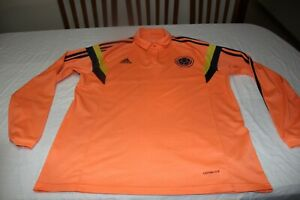 Sweatshirt Official of The Selection Of Colombia Brand Adidas Size XL Scarce