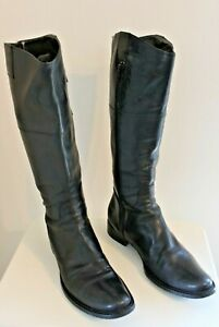Class knee high boots womens Eur 38 US-Aus 7 UK 5 USED from Italy #8