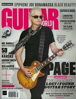 Guitar World March 2021  Jimmy Page
