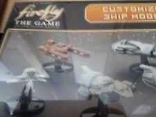 Firefly The Game Customizable Ships II 2 - Board Game Galeforce 9 Games New!
