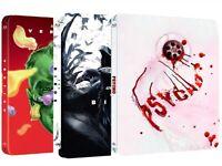 ALFRED HITCHCOCK COLLEZIONE STEELBOOK 3 FILM (3 BLU-RAY) Seleziona Il Tuo Box