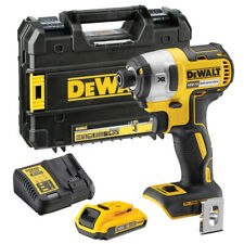 Dewalt DCF887D1 18V Brushless Impact Driver with1 x 2.0Ah Battery Charger & Case