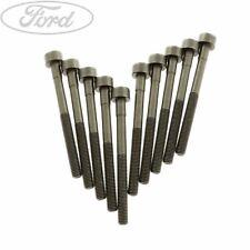 Genuine Ford Cylinder Head Bolt x10 6732295