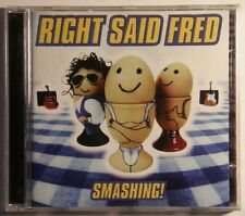 Right Said Fred - Smashing! 1996 CD Album New