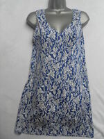 VINTAGE 1970s/80s DRESS ABSTRACT BUTTERFLY PRINT DRESS