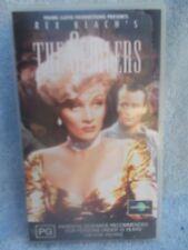 THE SPOILERS JOHN WAYNE(UNIVERSAL No 0448823) VHS TAPE PG(LIKE NEW)