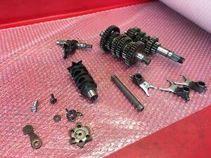 Honda XR250R, XL250R, Gearbox, Gear Box, Came From A 1988 Model.