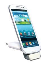 Totalcase Dockingstation Compact Wand für Samsung Huawei Micro USB EC0041