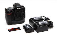 Nikon D3s 12.1 MP Digital SLR Camera + CF Memory - Pro Workhorse! ** USA Model