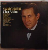 Solid Gold '68 Chet Atkins vinyl LSP4061    092218LLE