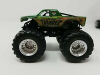 Hot Wheels M2D Camo Thunder Monster Jam Monster Truck 1:64 Mattel (jam18)