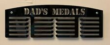 Personalised 5 Tier Medal Hanger, Holder, Strong 5mm Acrylic, Ideal Gift