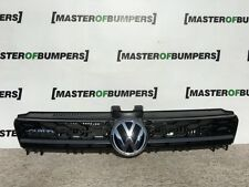 VW GOLF GTD MK7 2012-2016 FRONT BUMPER MAIN GRILL GENUINE