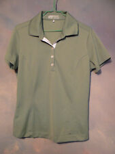 NEW WITHOUT TAGS NIKE GOLF LADIES FIT DRY GOLF SHIRT CELERY GREEN SZ SMALL