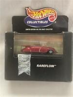 Hot Wheels 100% Rareflow 1:64 Scale Collectible Die Cast Car   M3