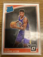 2018-19 Donruss Optic Rated Rookie #157 Deandre Ayton RC Phoenix Suns