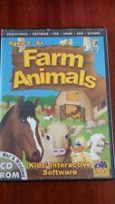 Farm Animals PC GAME - FREE POST *