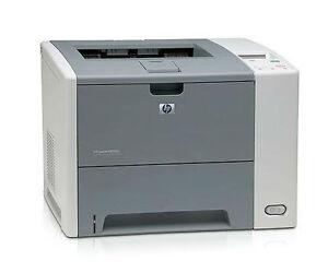 **Fully Refurbished** HP LaserJet P3005DN B&W Workgroup Laser Printer Q7815A