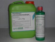 PHYTOGreen - Universal Blumen Flüssig Dünger (NPK 12-4-6) - 500 ml Flasche