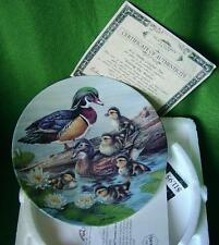 Nature's Nursery Commerative Duck Plate Lot 551