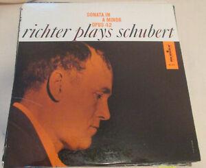 Richter Plays Schubert Sonata Opus 42 in A Minor MONITOR MC 2027
