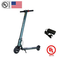 Electric Scooter 20km/h 250w LED Display Screen Motorize Skateboard Foldable 6''