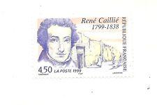 Timbre : 1999 René Caillié 1799-1838 3257 1999 Neuf**