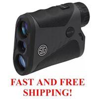 Sig Sauer KILO 1400BDX 6x20mm Laser Rangefinder Ballistic Data Xchange SOK14601