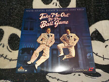 Take Me Out To The Ball Game Laserdisc LD Frank Sinatra Free Ship $30 Orders