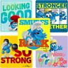 Smurfs Stickers x 5 - Favours - Birthday Party - Loot Bags Ideas - Smurfs Movie