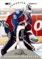 1996-97 Donruss Canadian Ice Patrick Roy #19