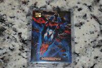 1994 Marvel Masterpieces Gold Signature #27 Darkhawk