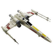 Star Wars Hero Series X-Wing Fighter Vehicle w/ R2-D2 Droid Cockpit Rebel Pilot