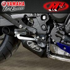 2009 - 2015 YAMAHA FZ6R FZ 6R 6 R M4 EXHAUST SS FULL SYSTEM BLACK MUFFLER