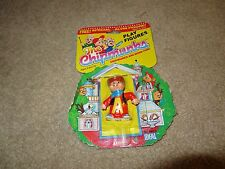 The Chipmunks Play Figures Urban Alvin Ideal 1984 MOC See My Store