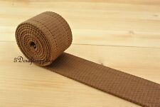 5 yards 1.5 inch(38mm) heavy weight cotton webbing for purse handbag strap ZA6