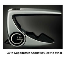 G7th capodaster Acoustic/Electric