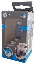 H4 GE SportLight Moto +50% Motorrad 1er vibrationsresistent 50440SPU Moto